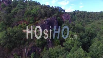 Canal Des Moines à Aubazine - Vidéo Drone