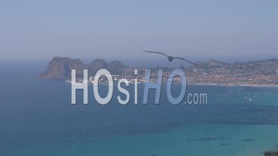 La Ciotat City And Bay - Video Drone Footage