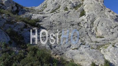 Marseille Depuis Le Parc Des Bruyères, Vidéo Drone