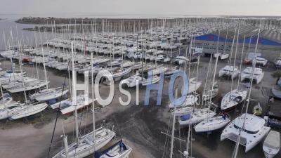 Port à Sec, Vidéo Drone