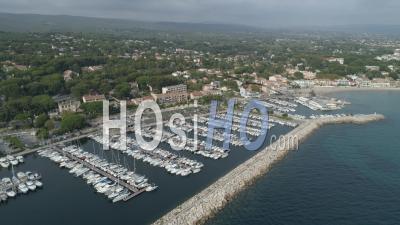 Port De Saint-Cyr-Sur-Mer, Vidéo Drone