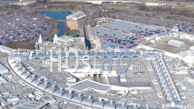 Centre Commercial Bluewater, Dartford Filmé Par Cessna