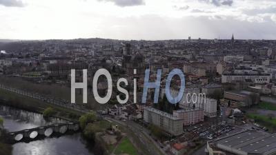 La Ville De Limoges, Vidéo Drone