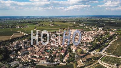 Saint Emilion Timelapse - Vidéo Drone