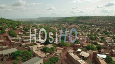 City Of Bamako, Video Drone Footage
