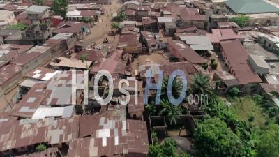 La Mosquée De Porto Novo à Cotonou, Vidéo Drone
