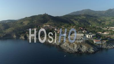 Ville De Collioure, Vidéo Drone