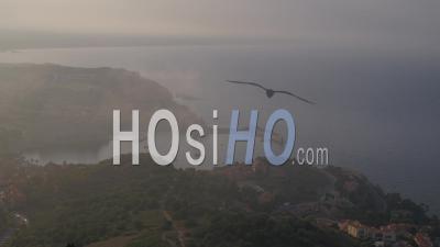 Collioure De Fort-Saint-Elme, Vidéo Drone