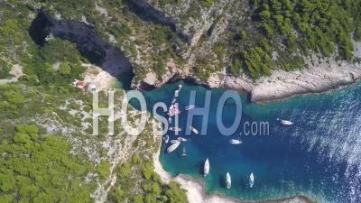 Stiniva Beach - Vidéo Drone