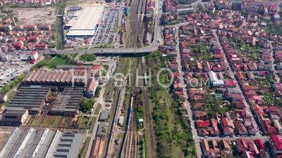 Ville De Cluj Napoca, Roumanie - Vidéo Drone