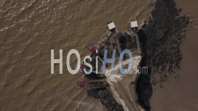 Point De Vue Drone Meschers Sur Gironde