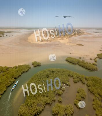 Sine Saloum - Aerial Photography