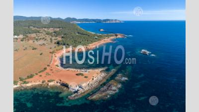 Coast Of Ibiza - Aerial Photography