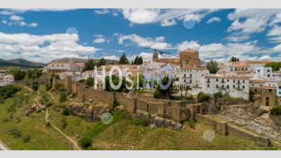 Ronda In Andalucia - Aerial Photography