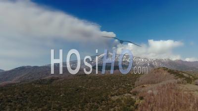 Etna En Hiver, Le Plus Grand Volcan D'europe - Vidéo Drone