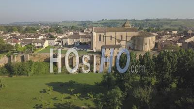 Eglise Saint Sauveur, Vidéo Drone