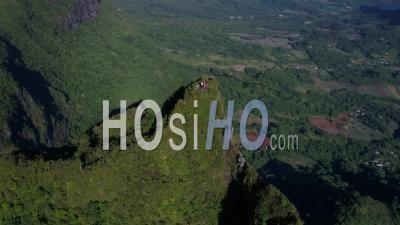 Drone Video Moua Puta Polynésie Française