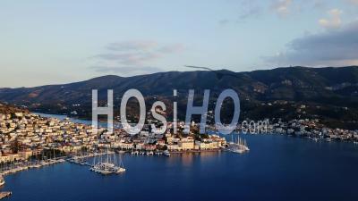 Île De Poros - Vidéo Drone