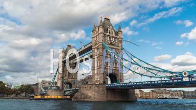 Time-Lapse De Tower Bridge, Londres