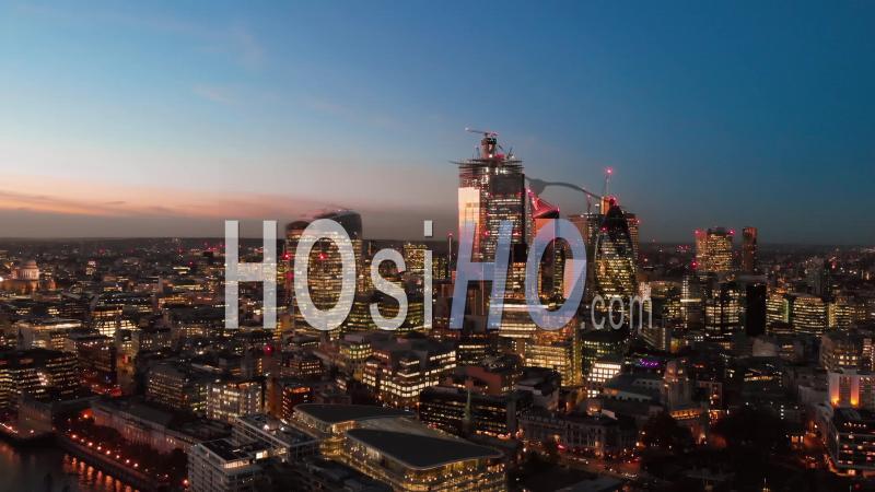 Le Royaume-Uni vu d'en haut, par drone ou hélicoptère