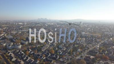 Montesson Skyline, Video Drone Footage
