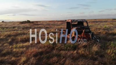 Chevy Truck - Vidéo Par Drone