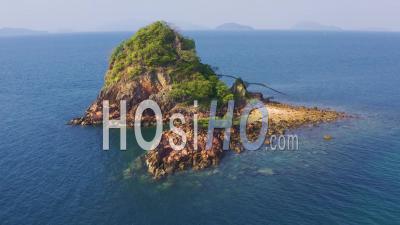 Koh Pi Pi Off Koh Mak - Video Drone Footage