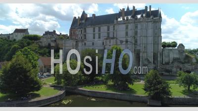 Chateau De Chateaudun, Vidéo Drone