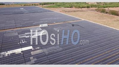 Panneaux Solaires Au Vietnam - Vidéo Drone