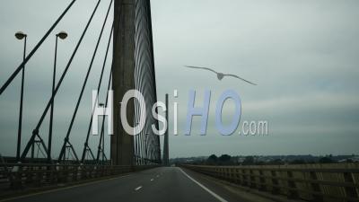 Pont Vide à Brest, Bretagne, France