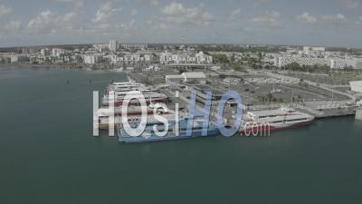 Pointe A Pitre Confinement Covid 19, Guadeloupe - Vidéo Par Drone
