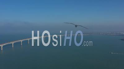 Re Island Bridge Vidéo Drone