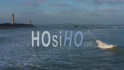 Phare Des Baleines Phare - Vidéo Drone