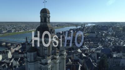Cathédrale De Blois - Vidéo Drone