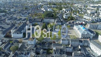 Halles Aux Grains De Blois - Vidéo Drone