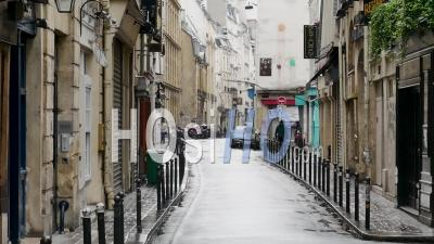 Covid19 - Quartier Latin Desert Street
