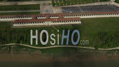 Rochefort Pendant L'épidémie De Covid-19  – Video Par Drone