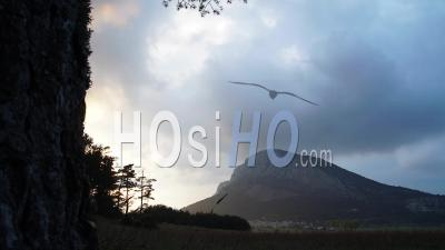 Time Lapse Caille Alpes Maritimes France Clouds Mountain Storm