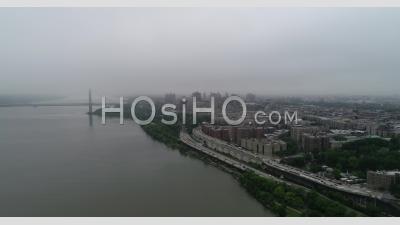 New York - Couvert - Vidéo Par Drone