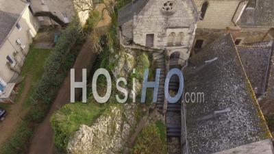 Chapelle Notre Dame De Béhuard Vidéo Drone