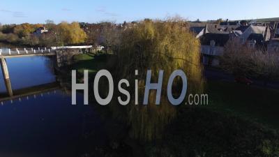 Rochefort Sur Loire - Video Drone Footage
