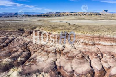 Utah Desert - Aerial Photography