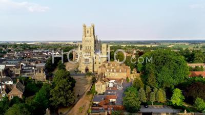 Cathédrale D'ely - Vidéo Drone