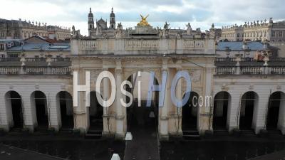 Place Stanislas - Nancy - Vidéo Par Drone