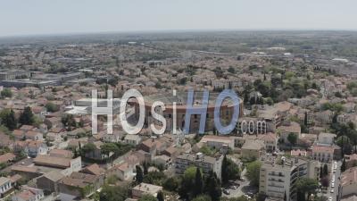 Les Arènes De  Béziers - Vidéo Drone
