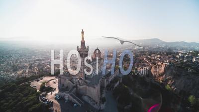 Vue Aérienne De Marseille Fr, Bouches-Du-Rhône, Provence-Alpes-Côte D'azur, France - Vidéo Par Drone