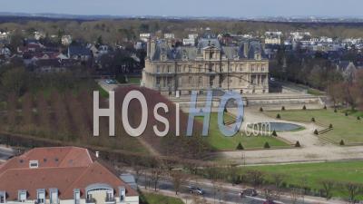 Château De Maisons-Laffitte, Vidéo Drone