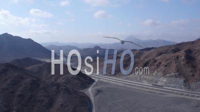 Route Et Montagnes, Vidéo Drone
