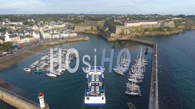 Le Port De Palais, Vidéo Drone