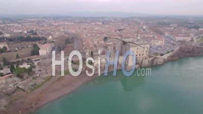 Chateau De Tarascon, Vidéo Drone